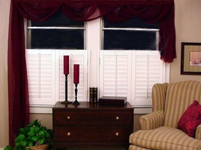 Plantation Shutters Faux Wood