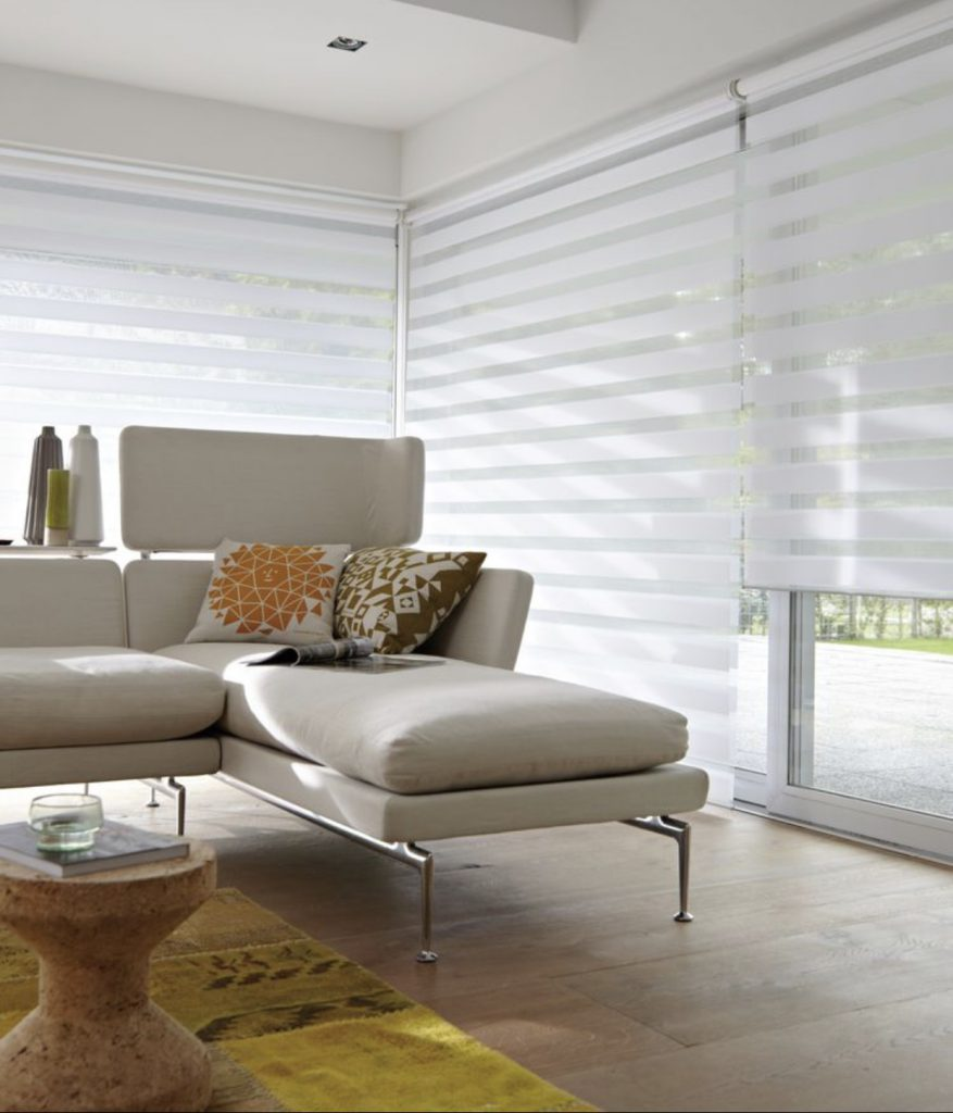 What Window Treatment Works Best For Regally Large Windows All Blinds